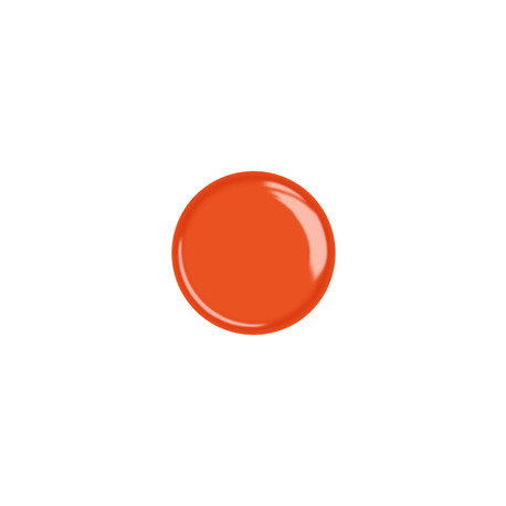 Orange juice Colour UV Gel