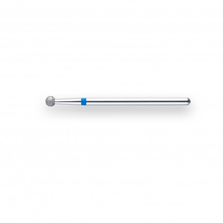frez diamentowy do opracowywania skórek kulka 9