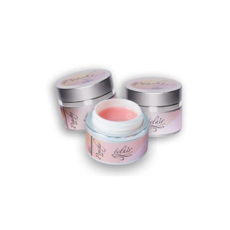 Zestaw żel UV PEACHY 15g 3szt