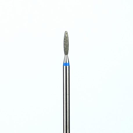 Frez do skórek - diamentowy płomyk