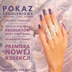Bilet na POKAZ SZKOLENIOWY ECLAIR Poznań 26/10/2019