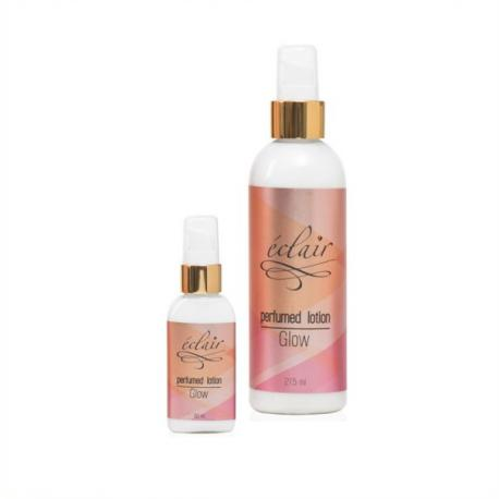 Perfumed lotion GLOW 215 ml + 50ml
