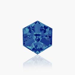 Swarovski CUBE Bermuda Blue