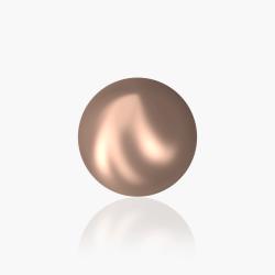 Swarovski 3/4 ROSE GOLD PEARL