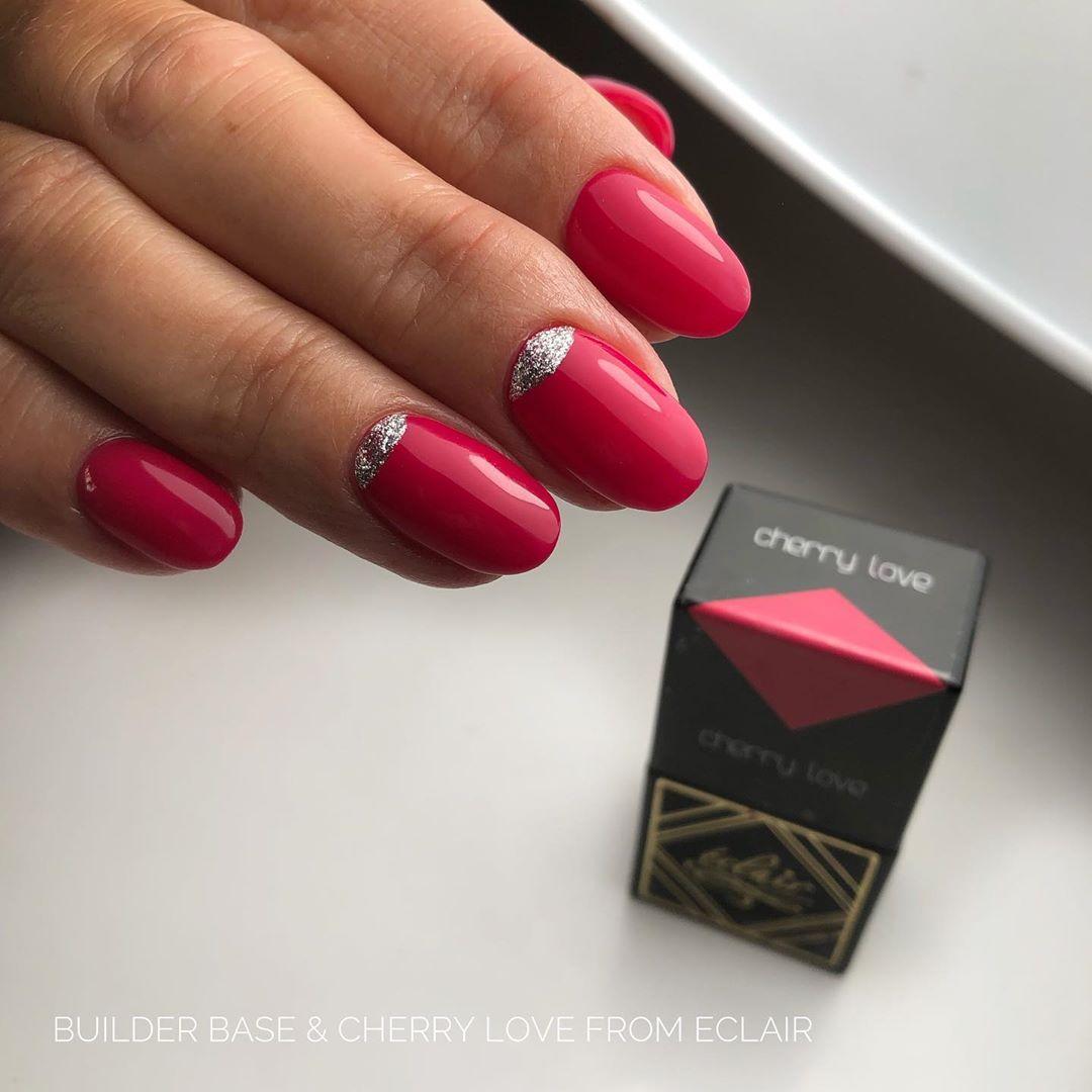 lakier hybrydowy cherry love eclair