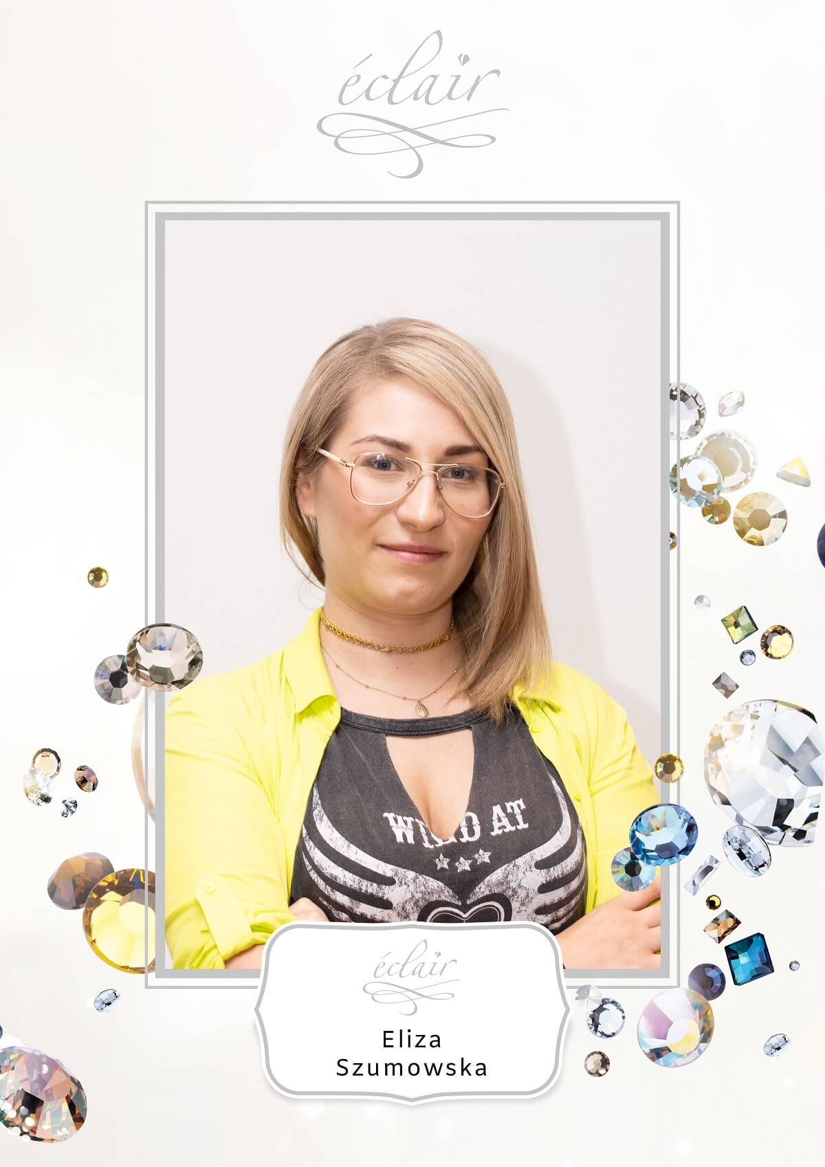 Eliza Szumowska Educaktor Marki Eclair