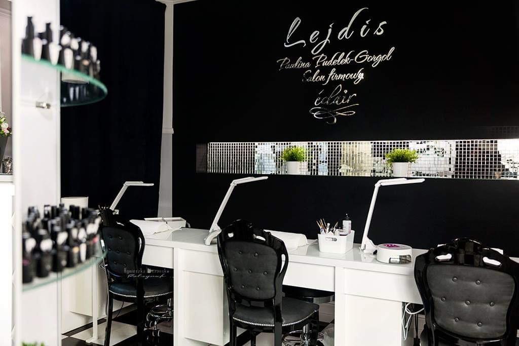 Salon Lejdis Paulina Pudełek Łuków